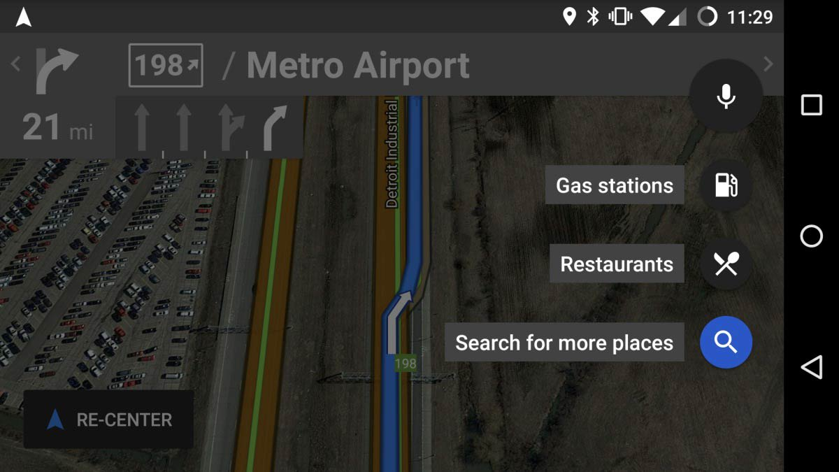 Google Maps for Android displays quick stops along your route on gas station vintage route 66, gas stations on route, gas station signs, gas station attendant job description, gas station murals, gas station pump, gas station 1950s, gas station clip art, gas stations along i-81,