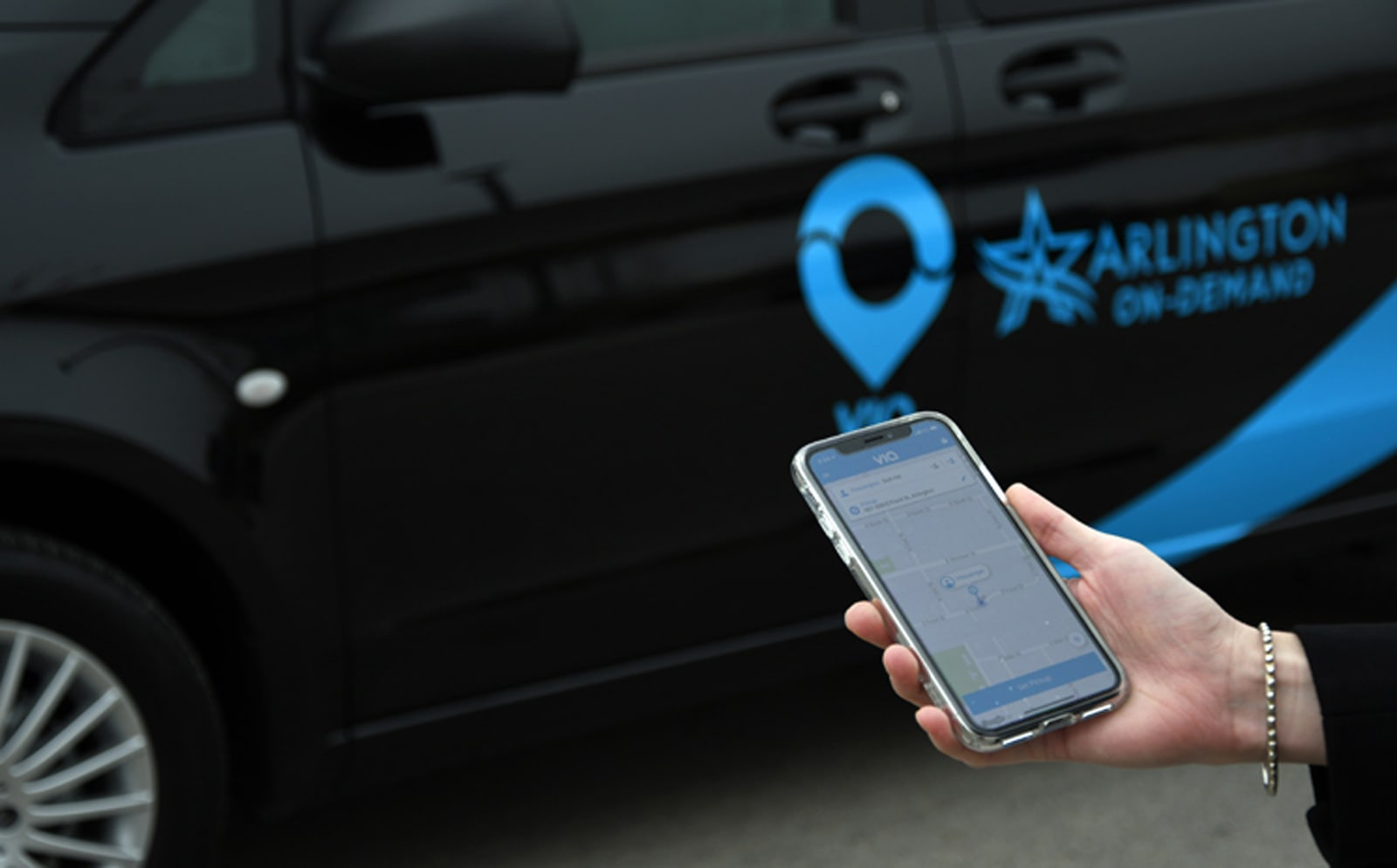 Texas city drops its bus service in favor of ridesharing vans