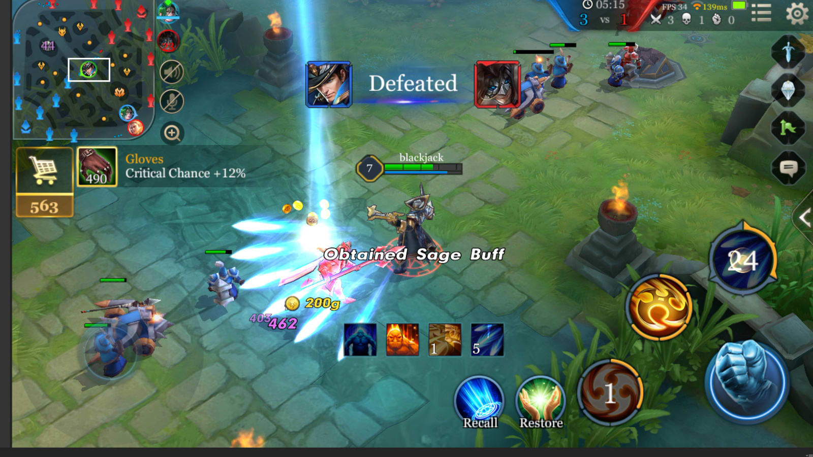 Arena of Valor' officially launches on Nintendo Switch in September