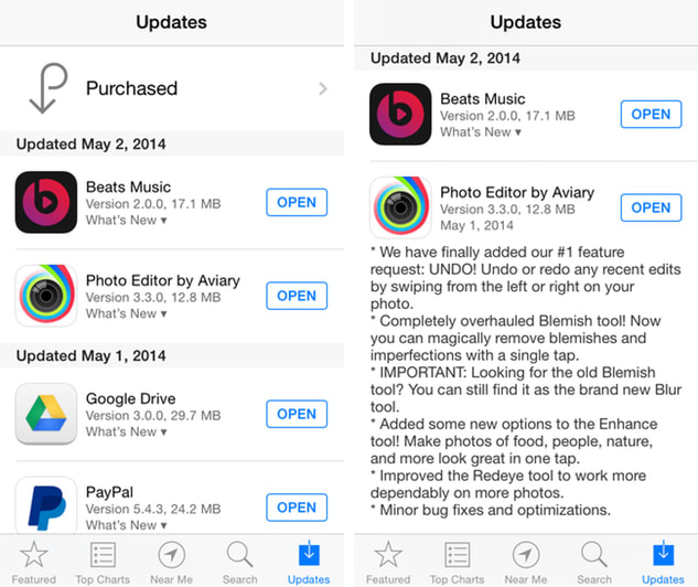 iPhone 101: How to find which iOS apps were recently updated and