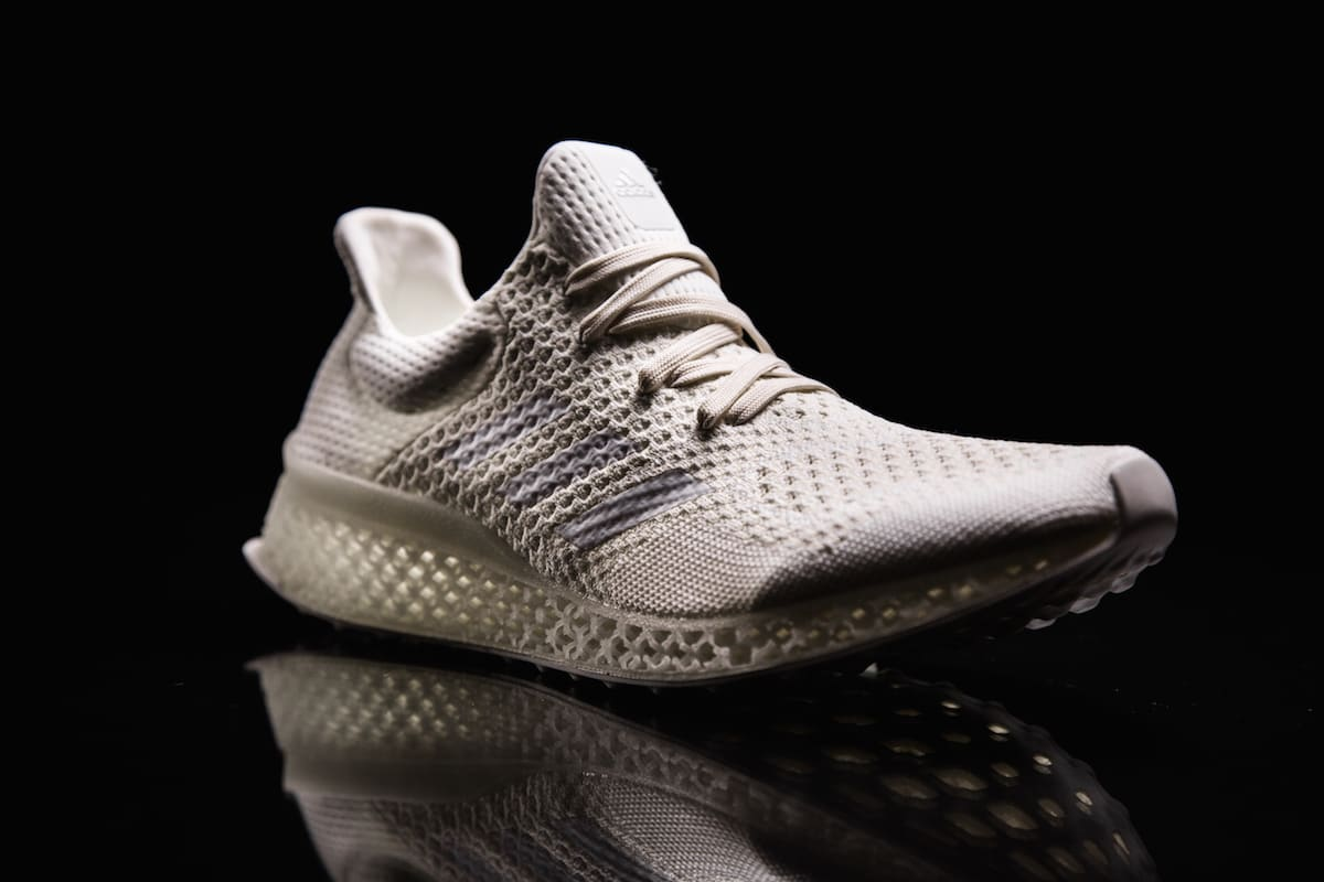 new style 18dcd a759c While Kanye West is worried about people 3D-printing shoes at home, his  contractor Adidas believes the technology will play a major role in the  future of ...