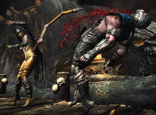 Kung Lao, Kitana, Goro officially join Mortal Kombat X cast