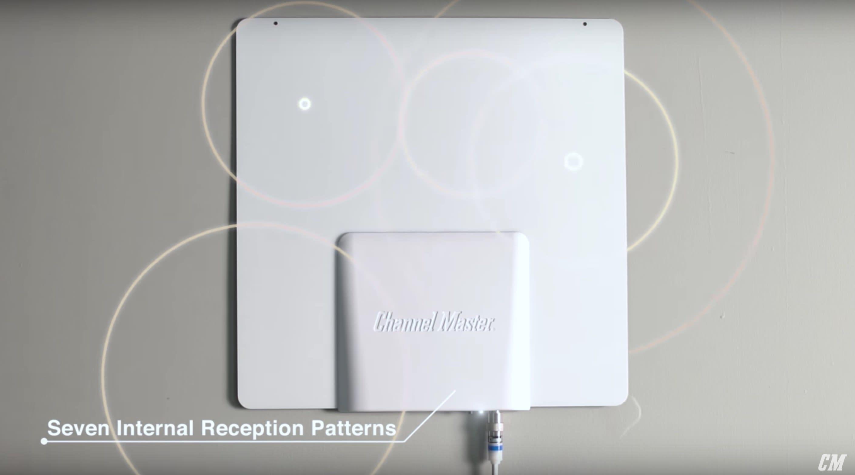 Best Indoor Antenna 2020.Smartenna Emulates Seven Tv Antennas To Find The Best Ota