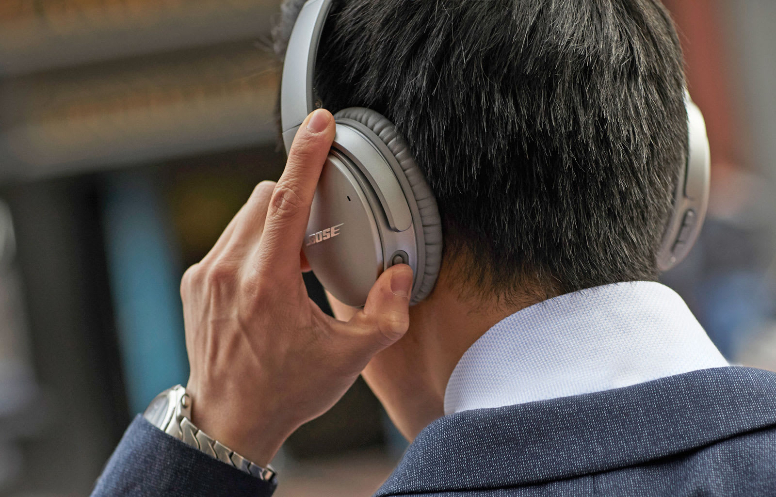 99459642e95 Bose. Last week, we reported that Bose's QuietComfort 35 II Bluetooth  headphones might include Google Assistant.