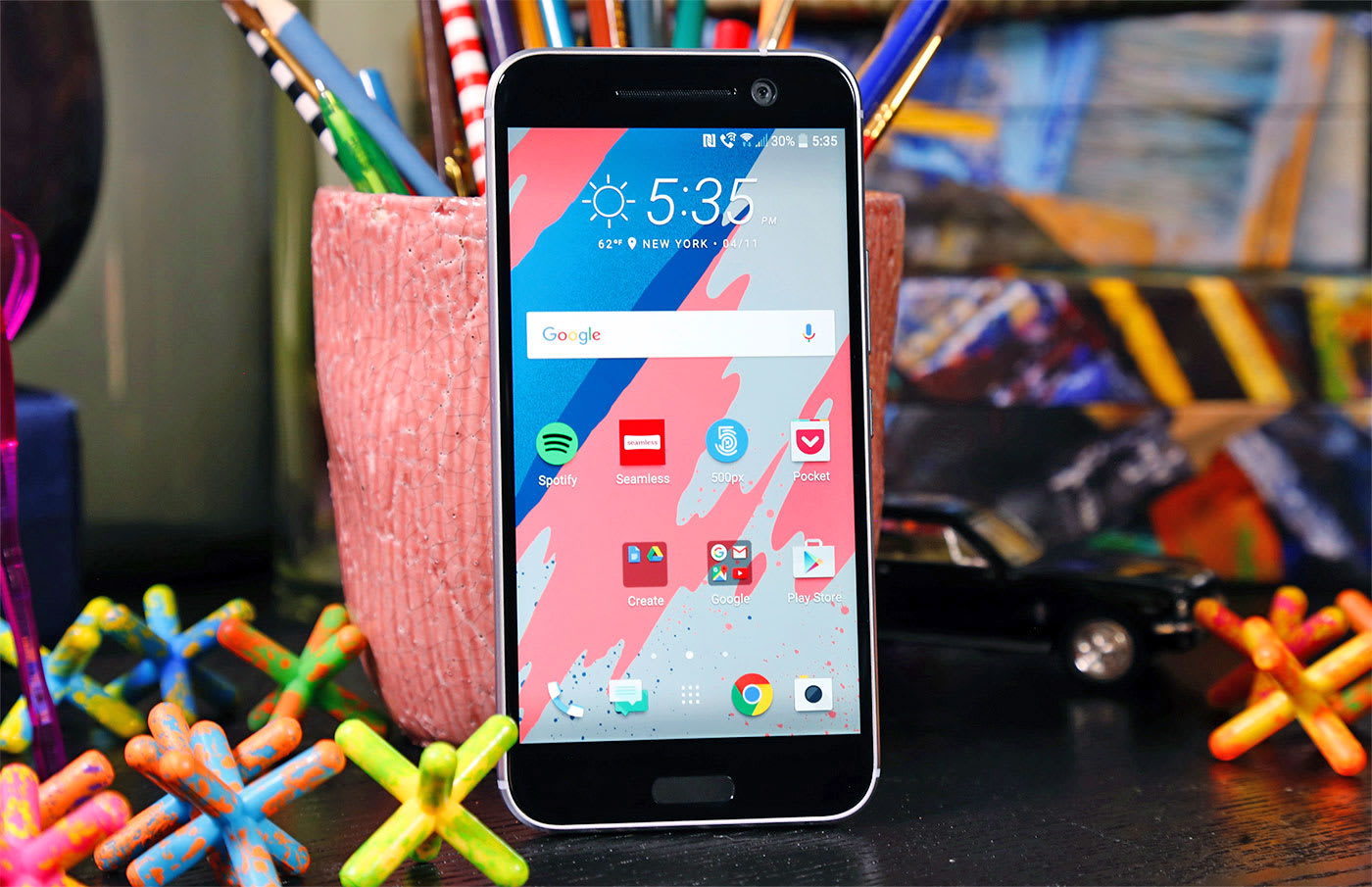 Qualcomm chip security holes affect most Android phones