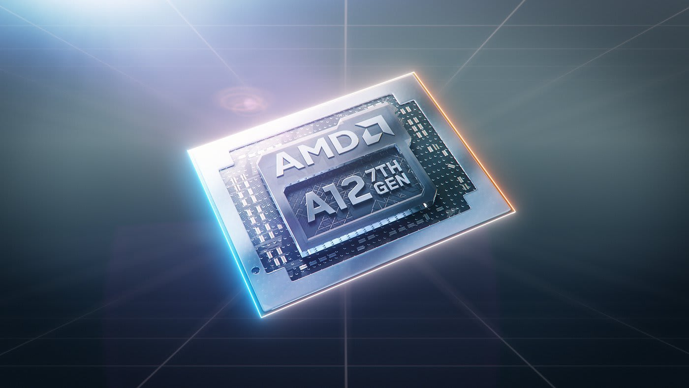 AMD's 7th generation laptop chips are stronger Intel competitors