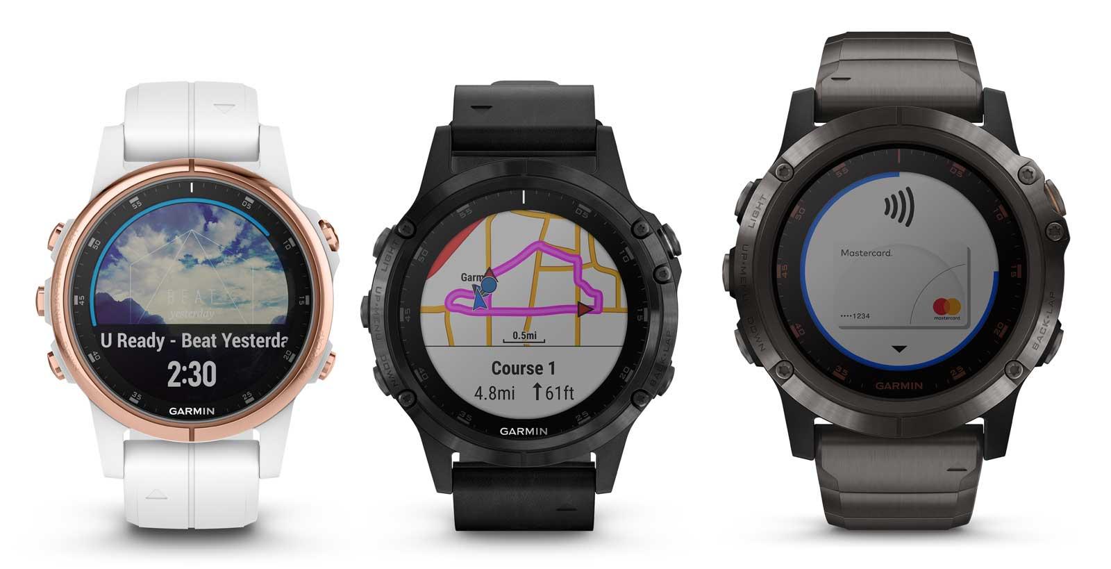 Garmin S Fenix 5 Plus Watches Help You Survive Mountain Climbing