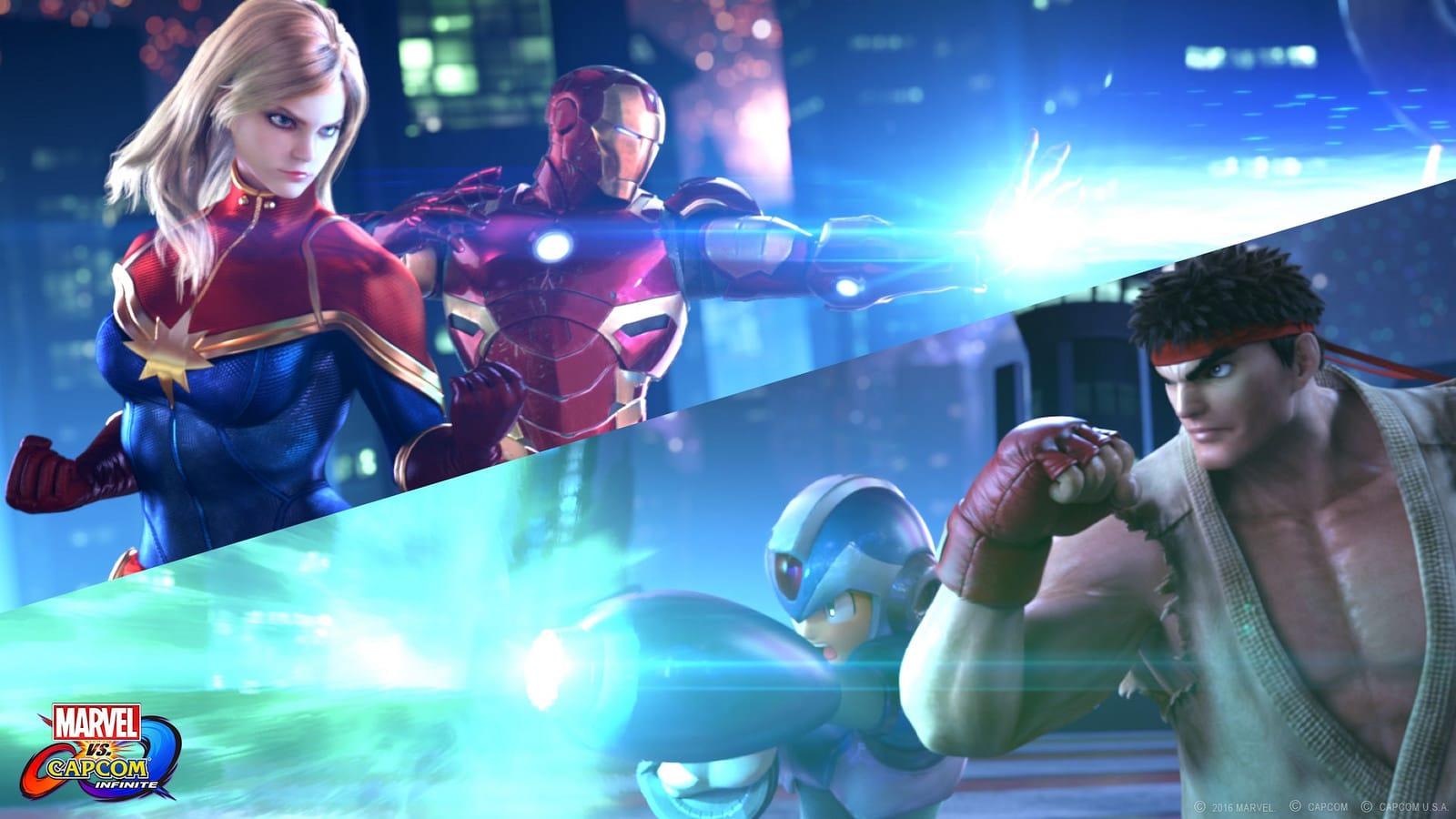 Marvel vs Capcom: Infinite' hits PS4, XB1 and PC in 2017