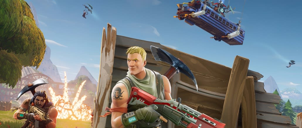 Fortnite Battle Royale Claims 10 Million Players