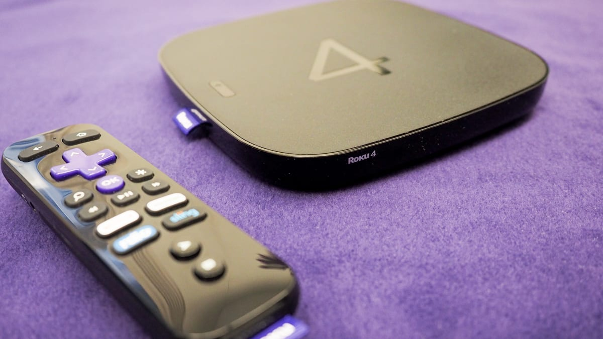 The new Roku does 4K and finds the remote for you
