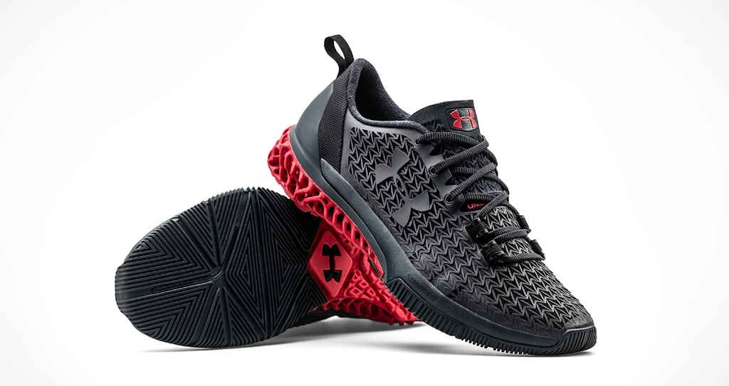 5fb9a0195d6f Under Armour will sell partially 3D-printed shoes for  300