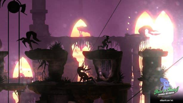 Oddworld: New 'n Tasty on Steam next month