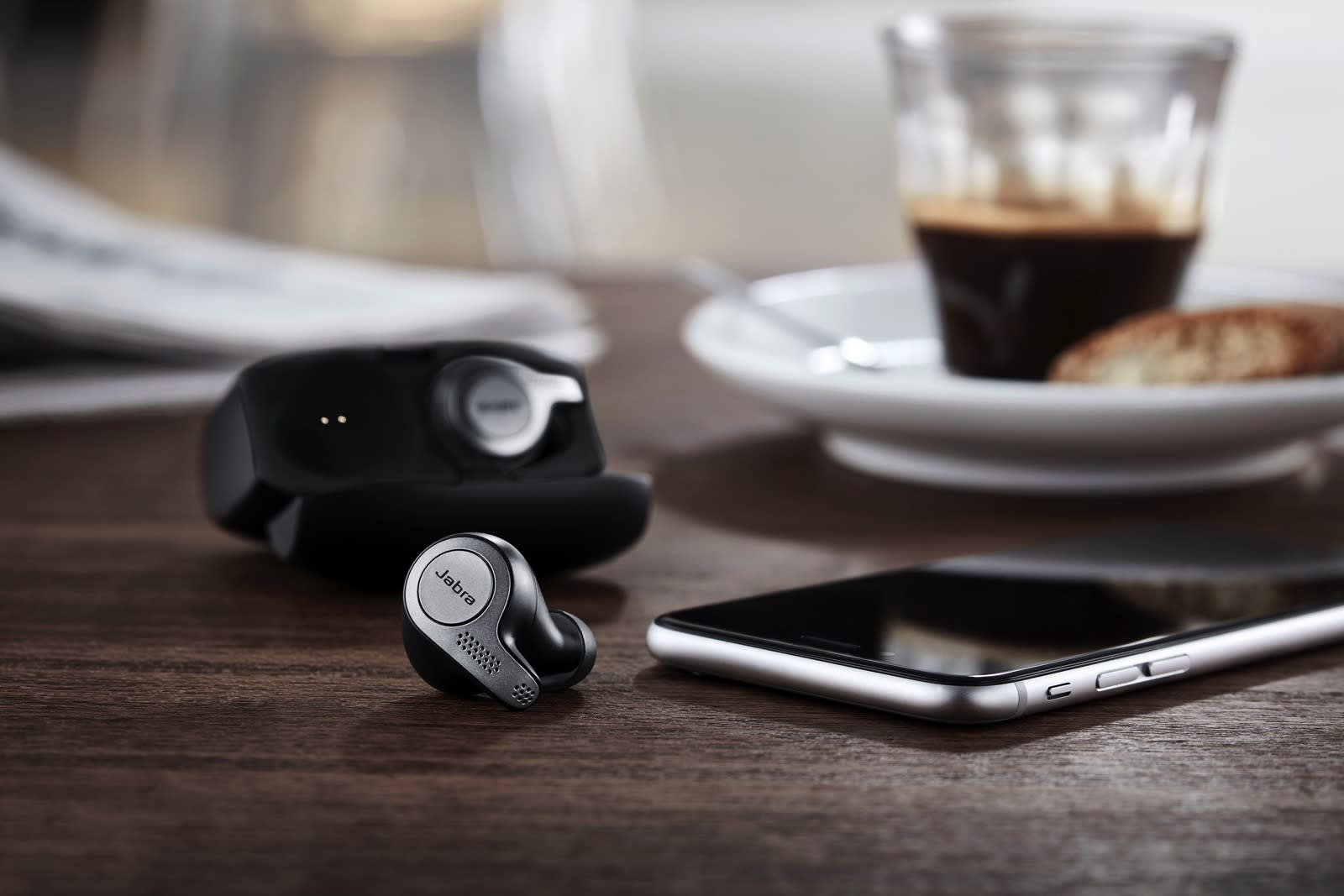 8e02f60aea1 Jabra's newest wireless earbuds promise better sound and voice control