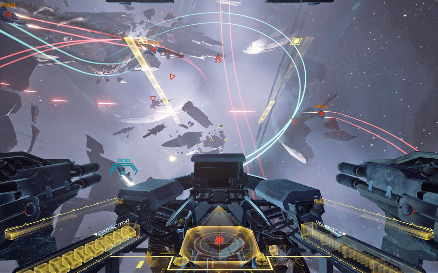 EVE: Valkyrie' won't require VR come September