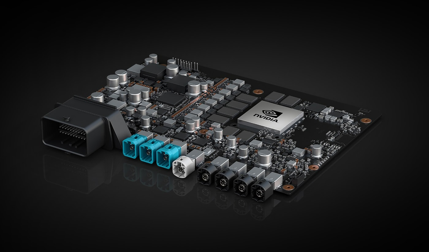 NVIDIA unveils its powerful Xavier SOC for self-driving cars