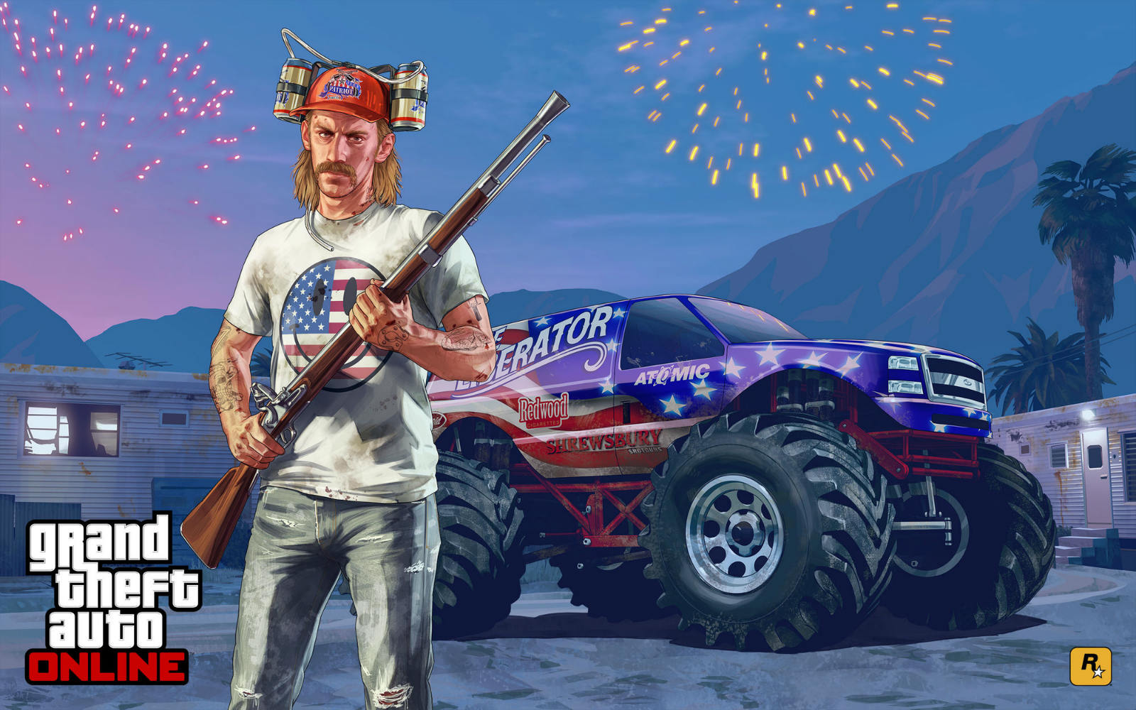 Four years on, 'GTA Online' is still a money-spinner
