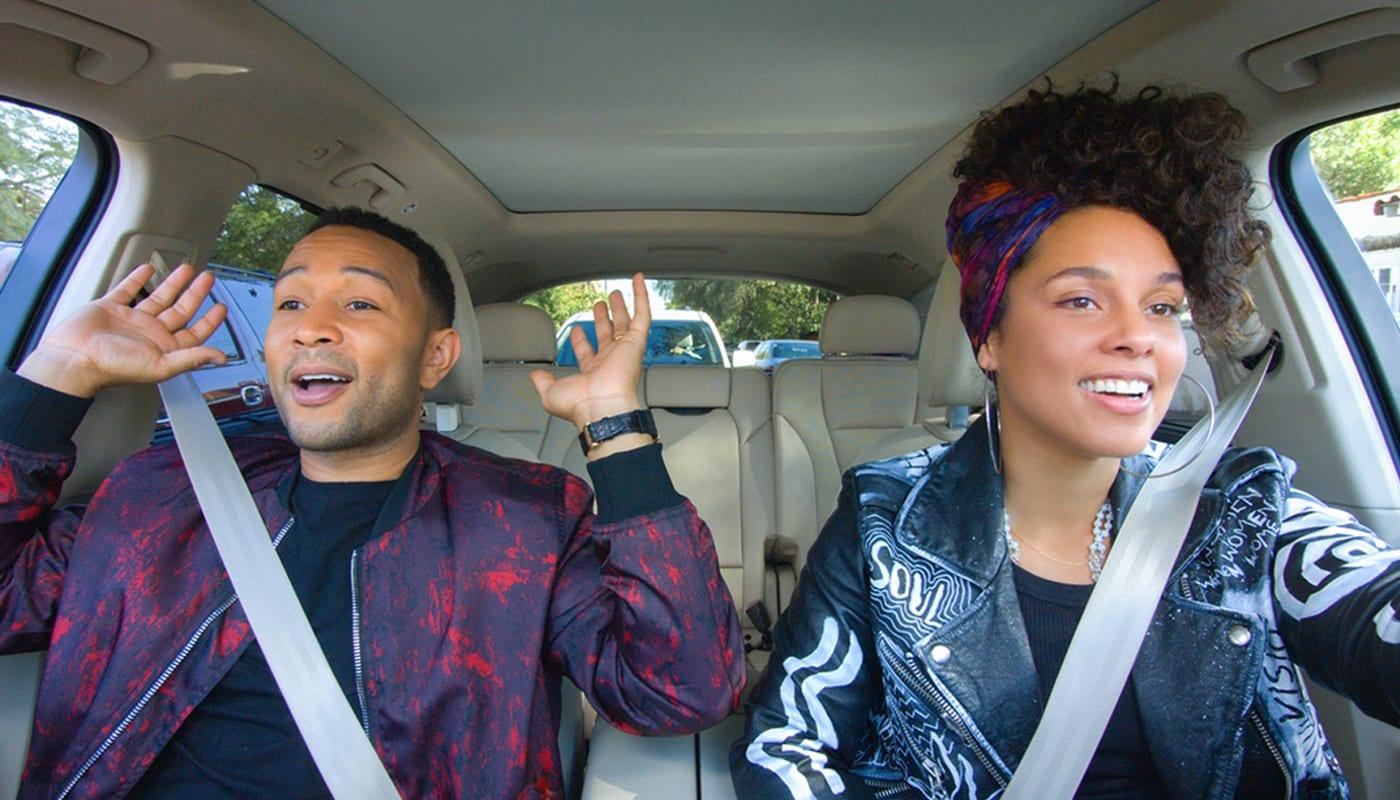 Apple Renews Carpool Karaoke For Second Season