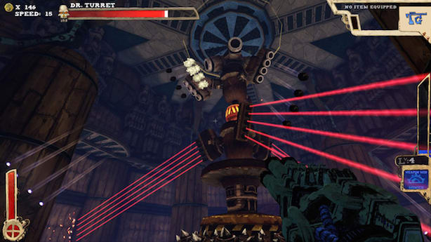 Tower of Guns opens to PS3, PS4, Xbox One fans in early 2015