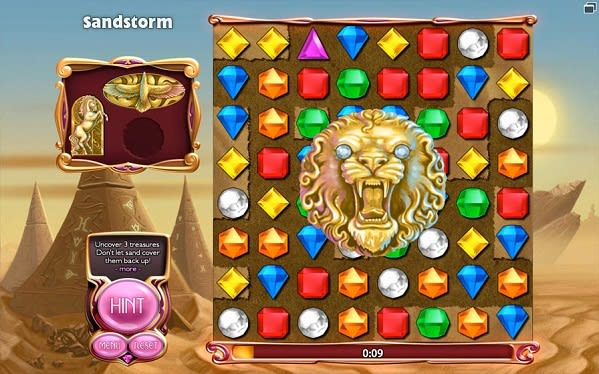 Nab a free copy of Bejeweled 3 on Origin