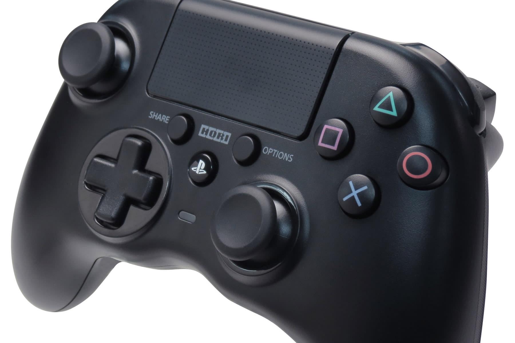 alternative ps4 controller
