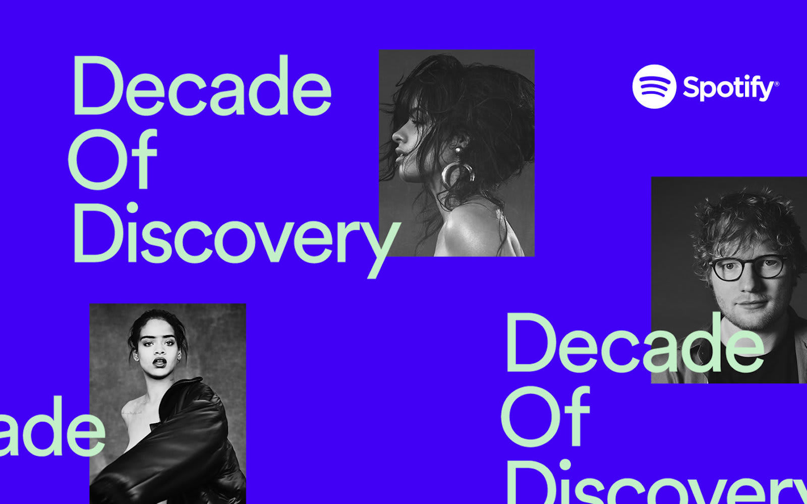 Spotify reveals its most-played music for its 10th anniversary