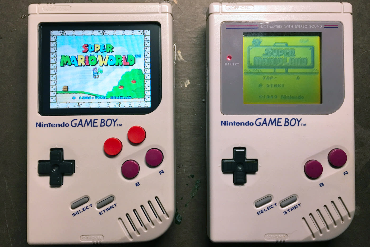 Game Boy mod plays nearly any classic Nintendo game