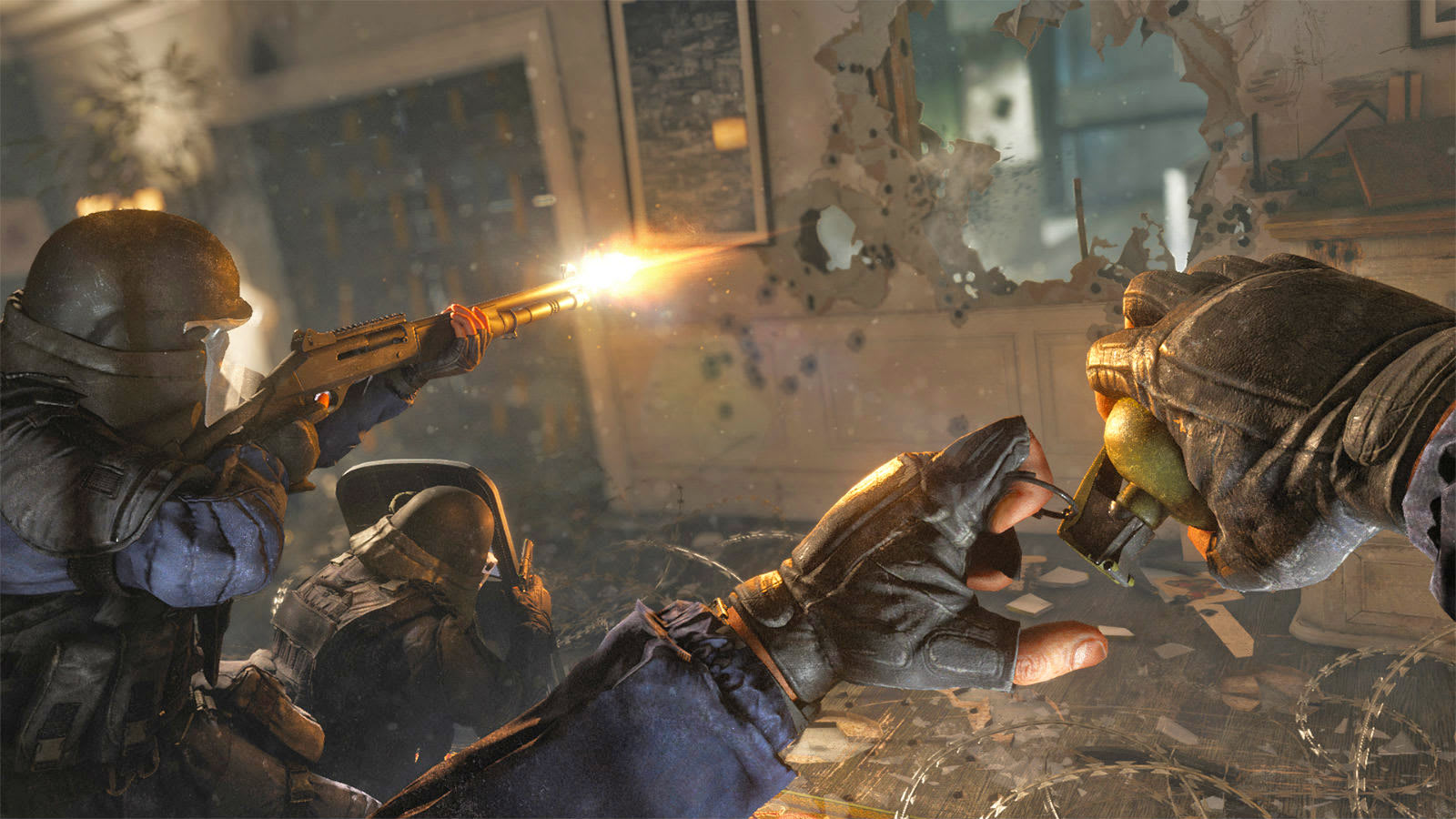 Rainbow Six Siege' update could make your PS4 crash (updated)