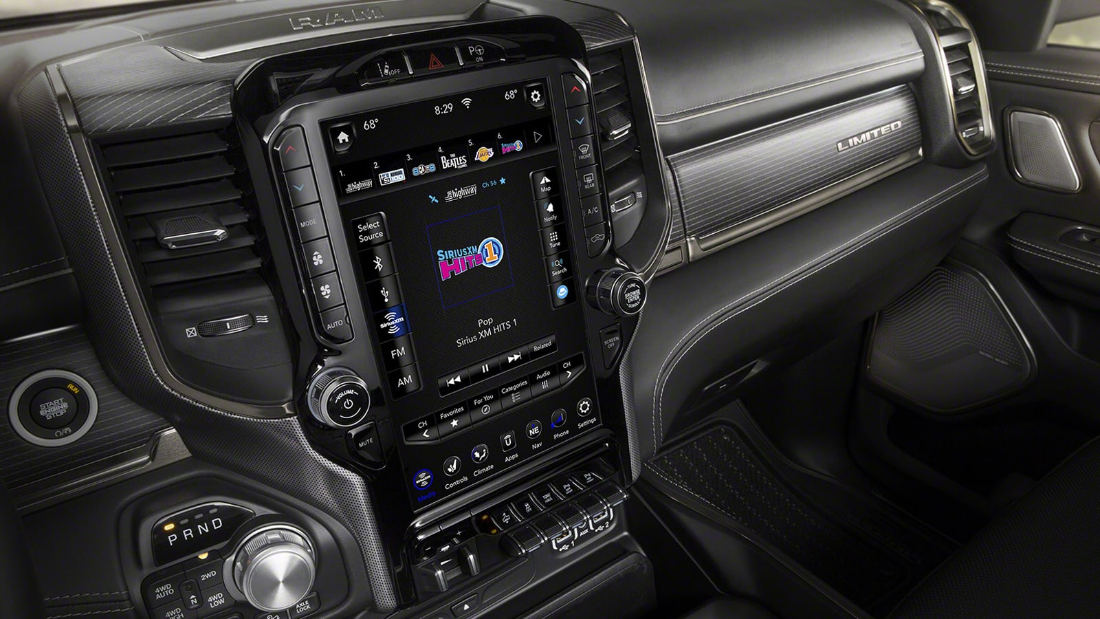 Siriusxm Adds Streaming Style Features To Its In Car Radio Service