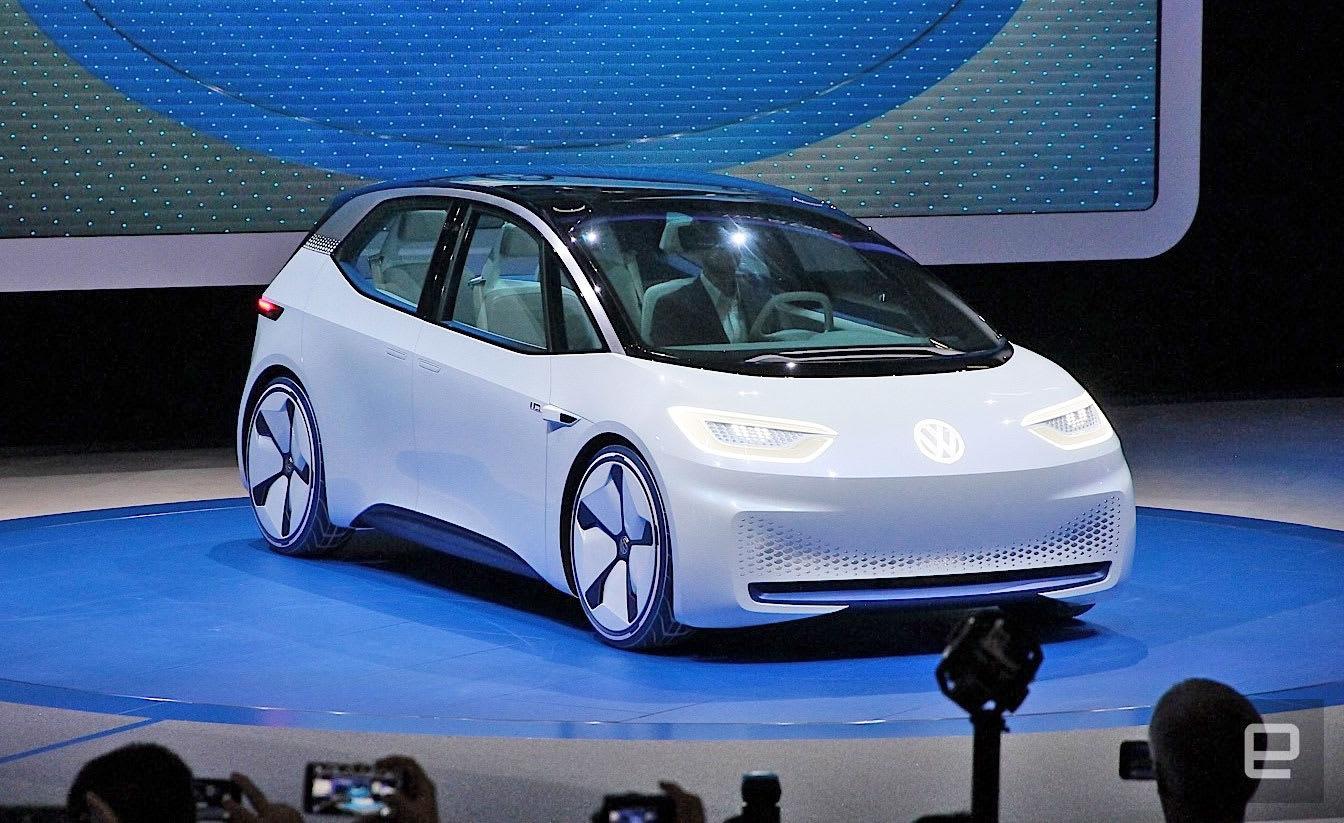 Engadget Volkswagen