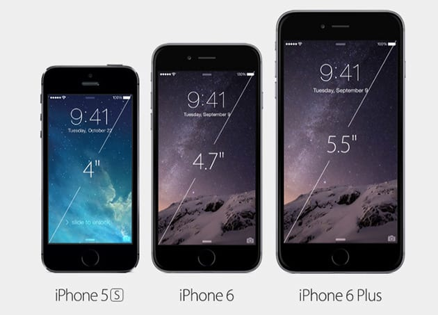 meet the iphone 6 plus and its 5 5 inch 1080p retina hd display
