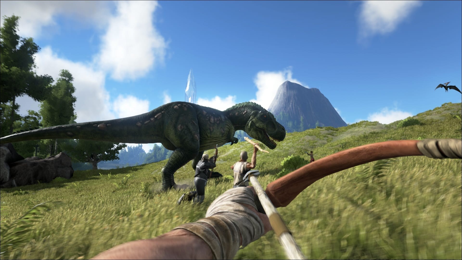 Ark: Survival Evolved' stomps its way onto PS4 next week