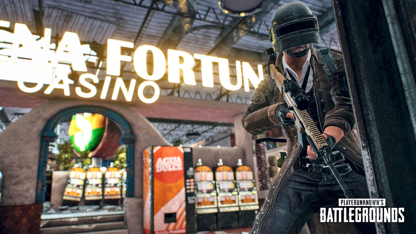 PUBG' roadmap includes new maps and more stable gameplay
