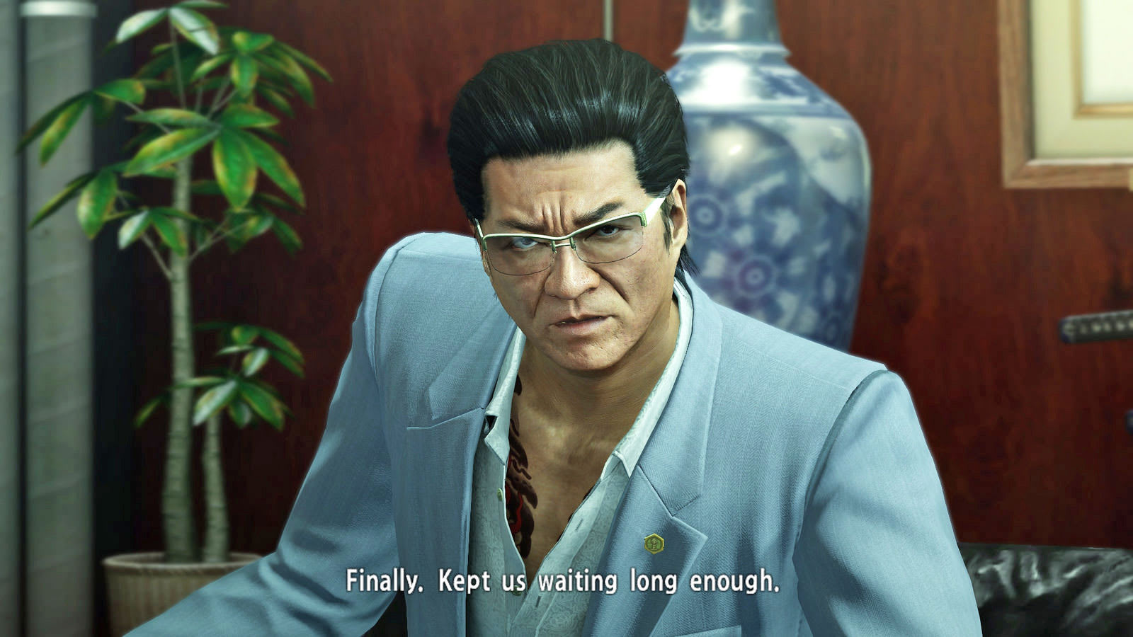 Yakuza 0' is coming to brutalize your PS4 in January 2017