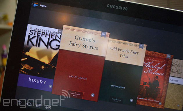 Amazon S X Ray Makes Its Way To Kindle For Android At Last