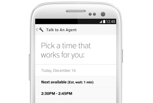 Comcast's new customer service fix: use the app to schedule