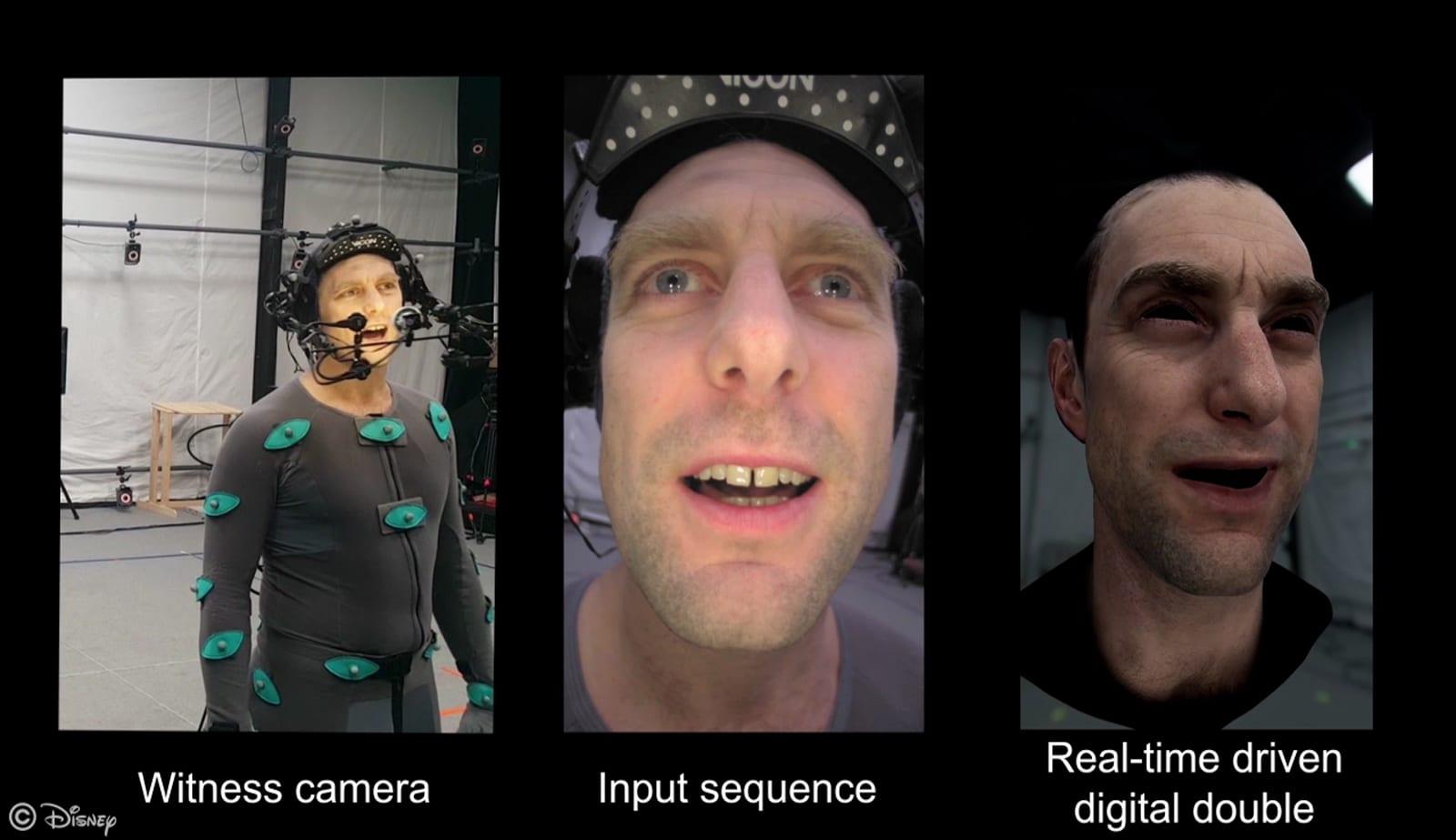 Disney makes facial capture tech more practical for movies