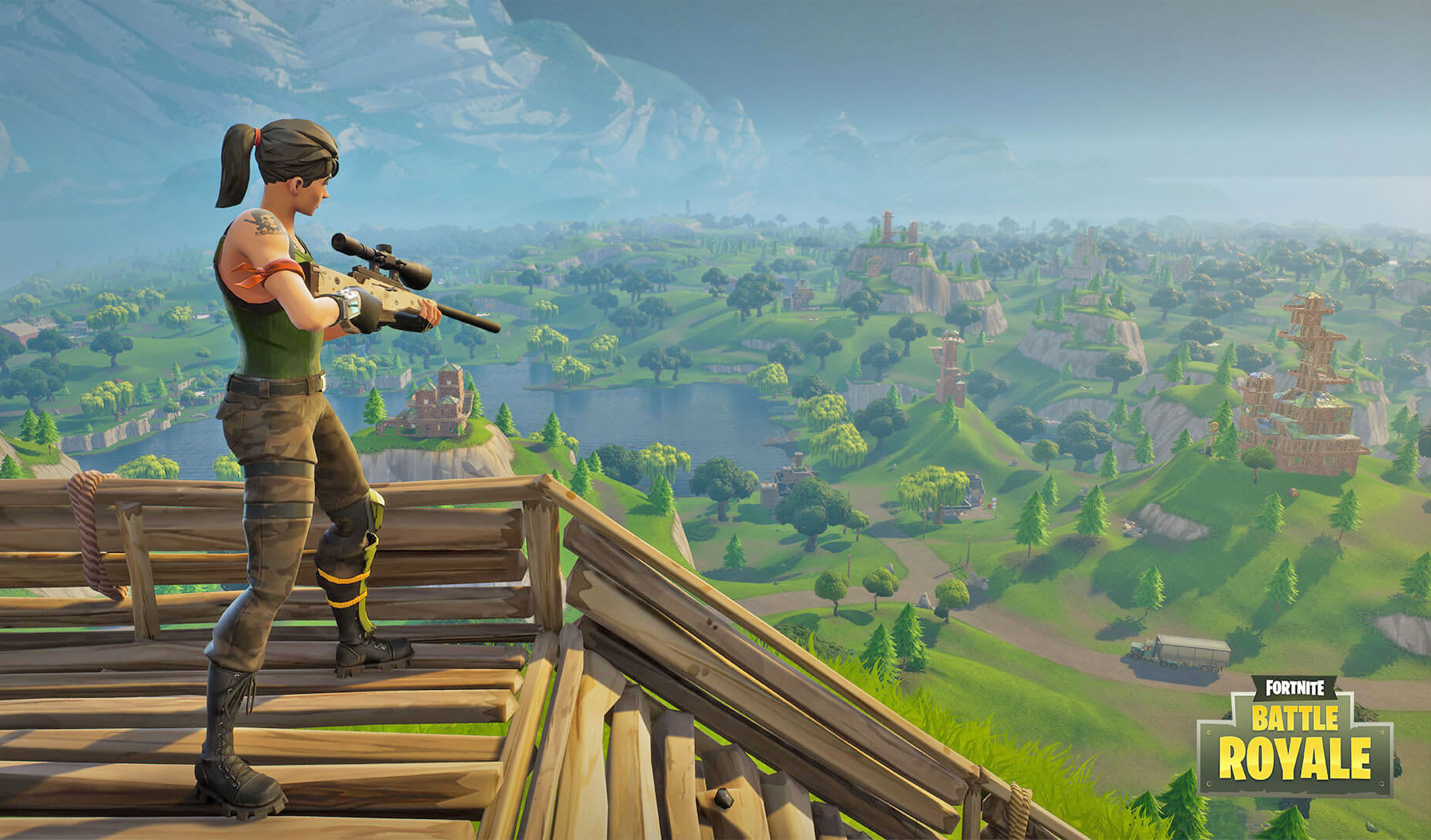 Fortnite' for Android may launch on Samsung's app store