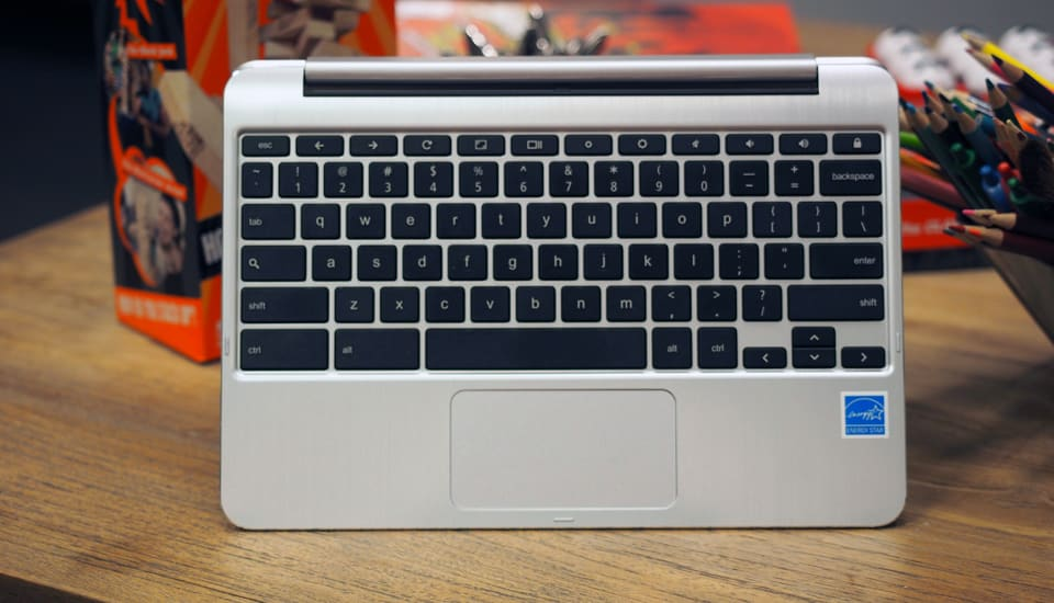 ASUS Chromebook Flip review: small, solidly built, well-priced