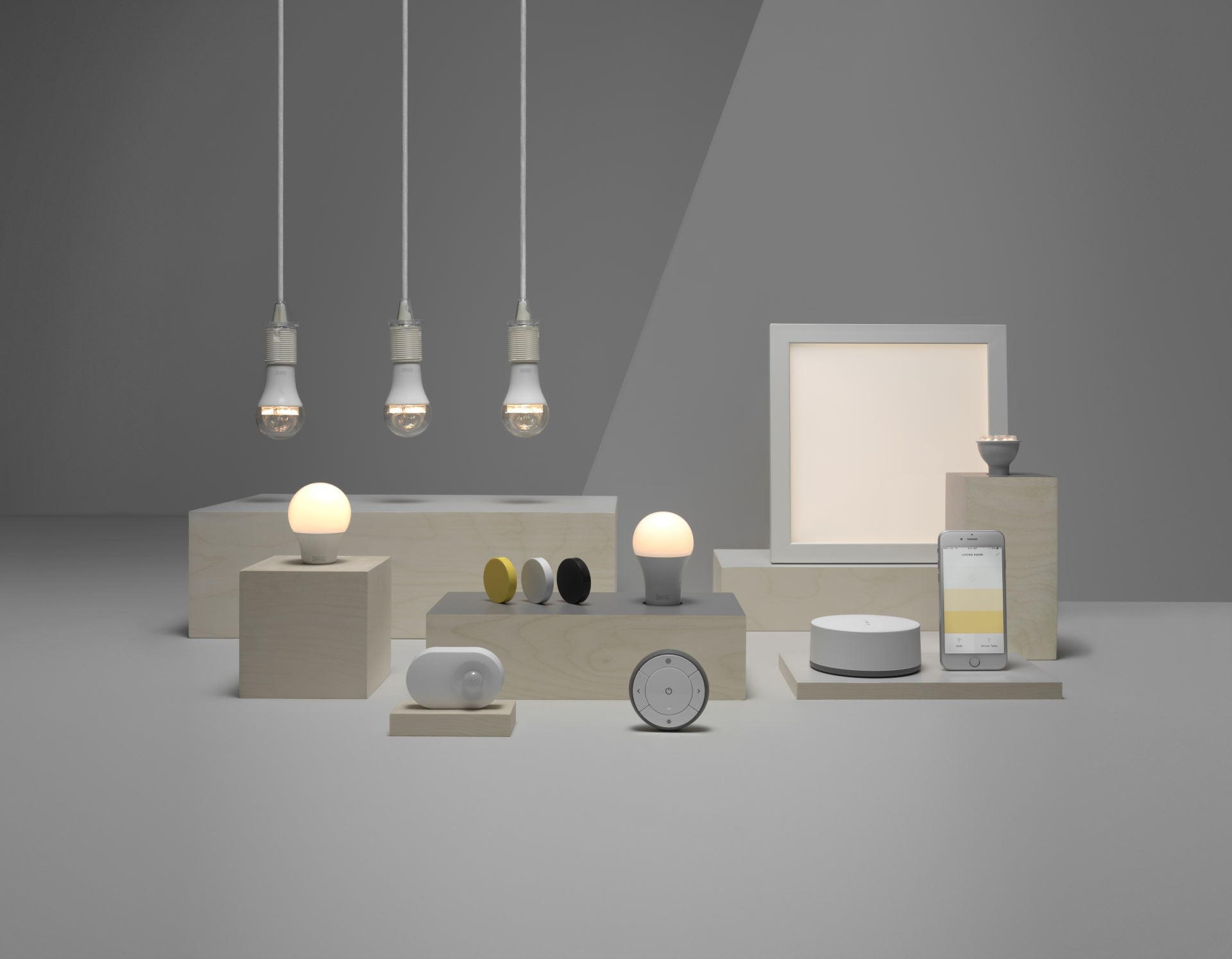 Ikea S Affordable Smart Lights Will Dim With Your Voice