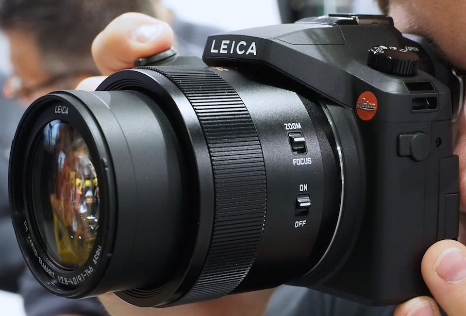 Leica continues tradition of re-branding Panasonic cams with