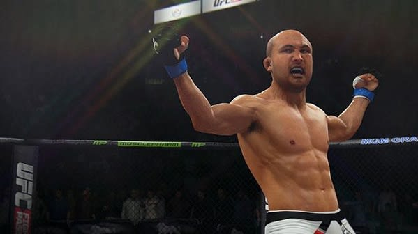 Enter the dragon: EA Sports UFC is new champion of UK charts