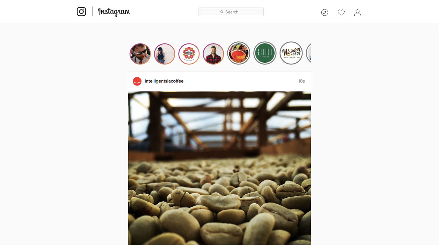 Instagram Stories arrive on the web thanks to a Chrome