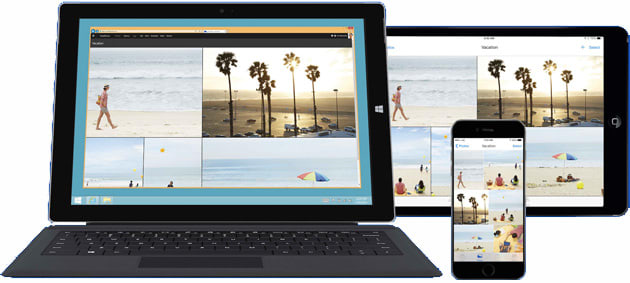 Microsoft's OneDrive gets better at showing and sharing your