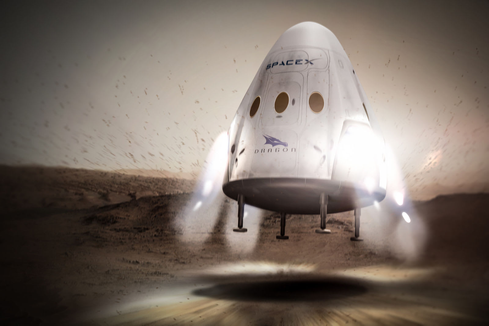 SpaceX reschedules its unmanned Red Dragon mission to Mars