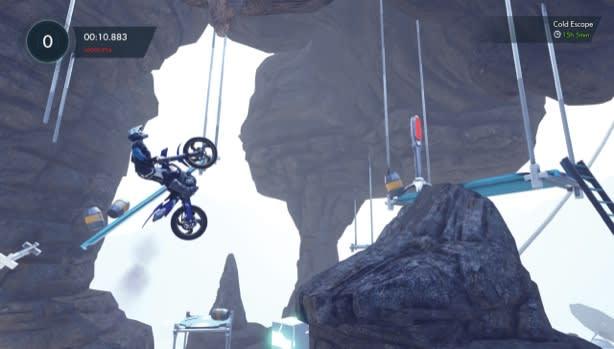 Trials Fusion demo hits Xbox One, tournaments come online