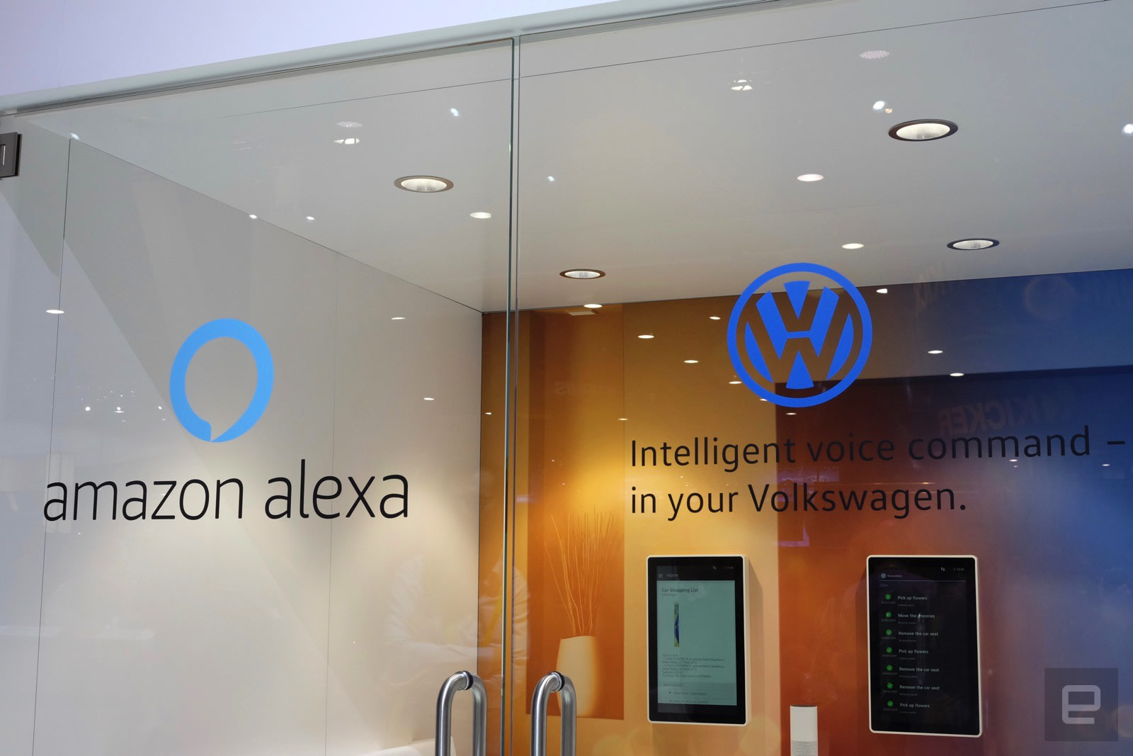 Volkswagen is adding Amazon Alexa to its cars