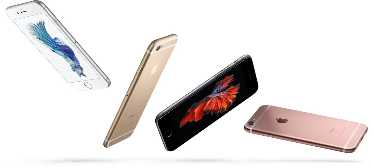UK pricing for the iPhone 6s duo, iPad Pro and Apple TV