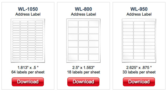Worldlabel Com Releases Free Pages For Mac Label Templates