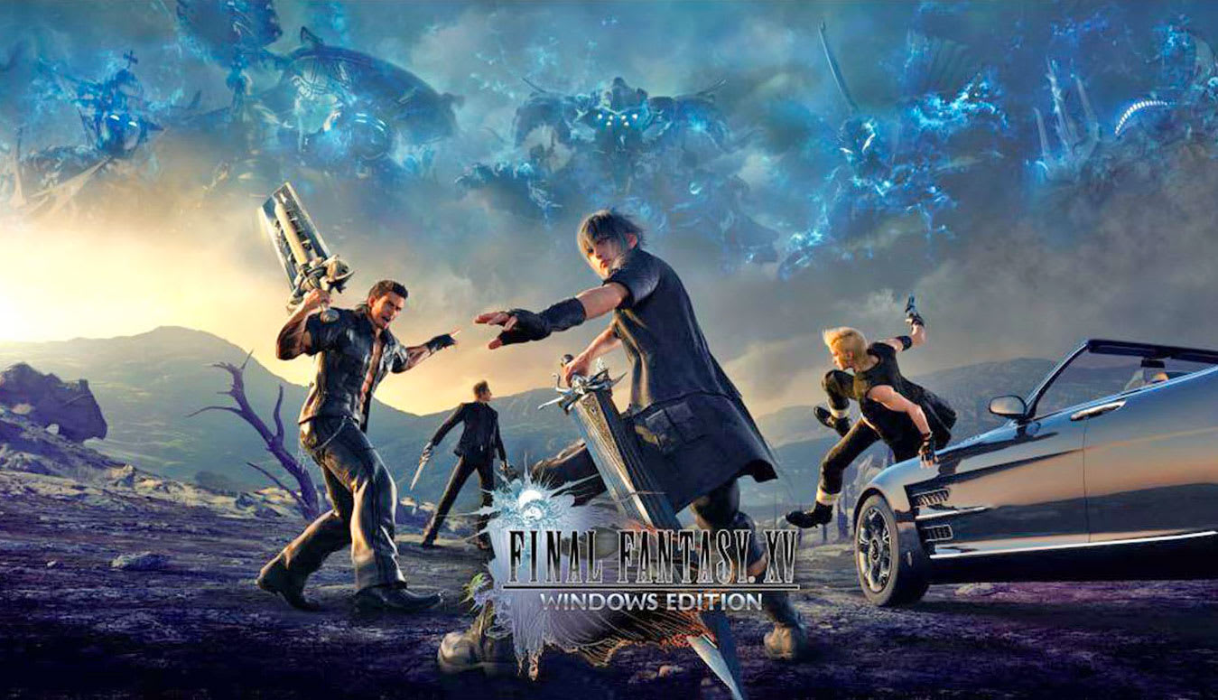Final Fantasy XV' coming to PC early next year