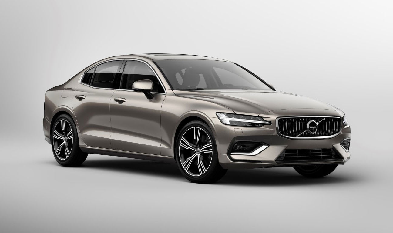 Volvo S New Us Made S60 Sedan Will Be Available Via Subscription